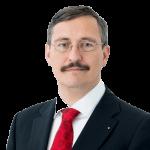 Vice-président du Conseil de Fondation nommé recteur